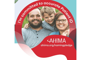 AHIMA Living the Pledge Campaign and Competition, July 21 – August 20, 2021